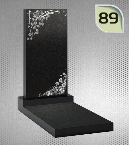 Вертикальный памятник ПГП 89